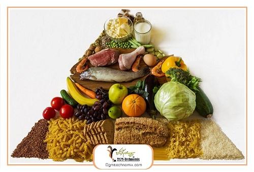 گوشت تنظیم بازار ویژه ماه رمضان-هرم غذایی
